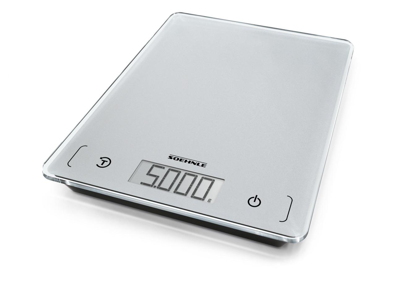 Весы кухонные Soehnle Page Comfort Grey