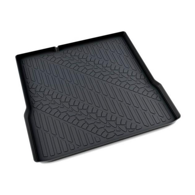 Коврик багажника полиуретан черный Chevrolet Aveo седан