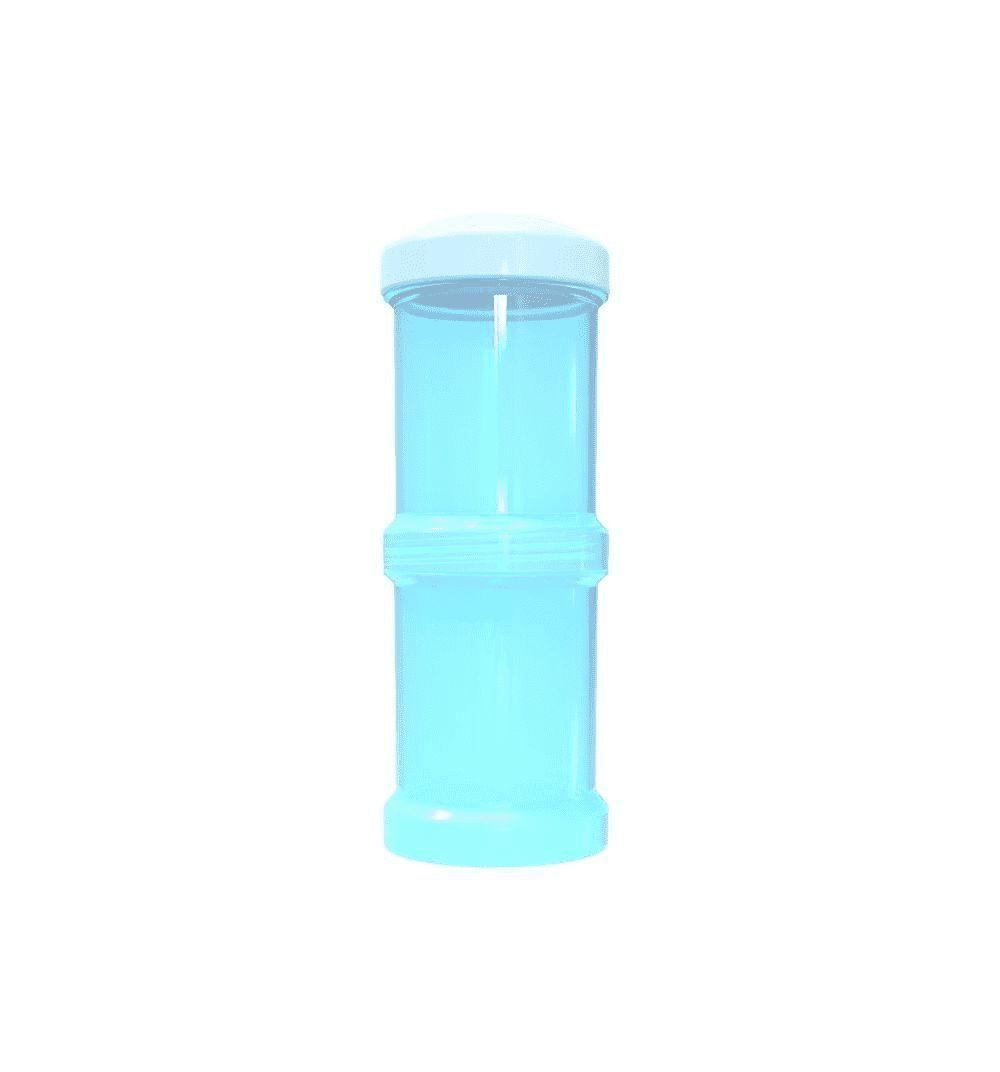 Контейнер для сухой смеси Twistshake, синий Pastel
