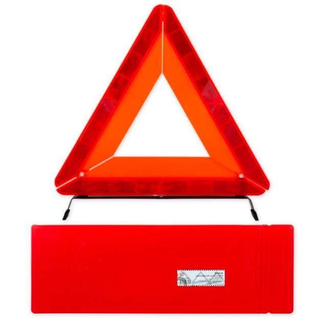 Знак аварийной остановки широкий корпус в пенале