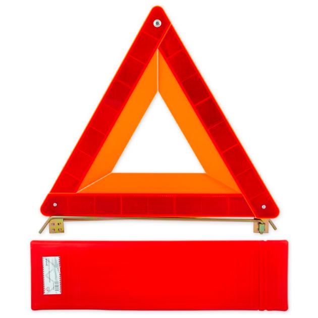 Знак аварийной остановки в пенале высокий ГОСТ