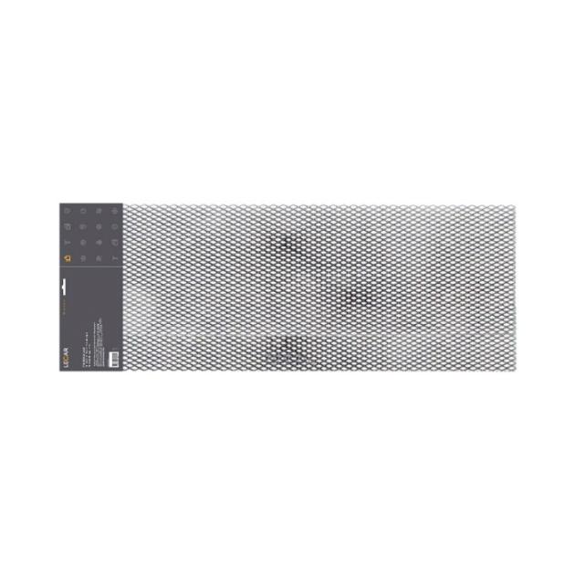 Универсальная защитная сетка радиатора LECAR 1000х250