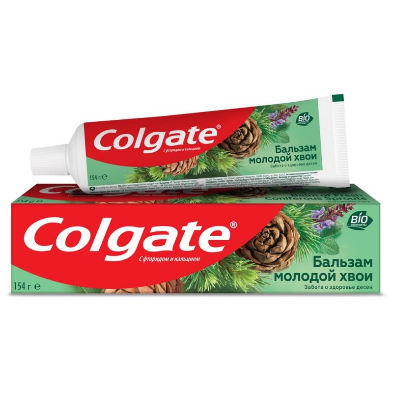 Зубная паста COLGATE Бальзам молодой хвои 100 мл  - Купить