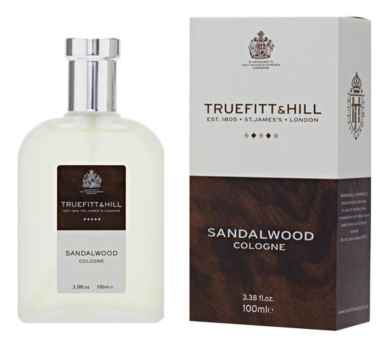 Одеколон Truefitt & Hill Sandalwood 100 мл