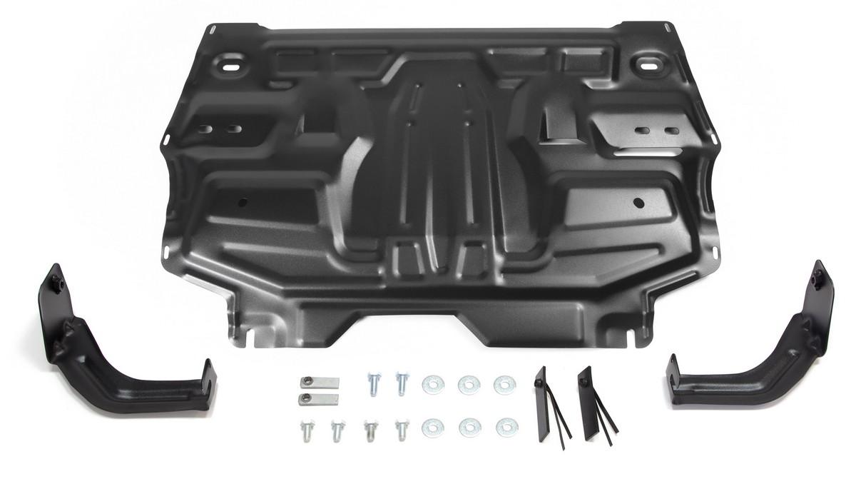 Защита картера и КПП Rival Seat Ibiza IV Fabia RS II Roomster 5J Polo V ,111.5842.1