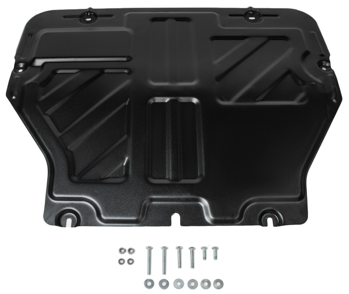 Защита картера и КПП Rival Volkswagen Caravelle T5, T6  -Transporter T5, T6  -, 111.5806.2