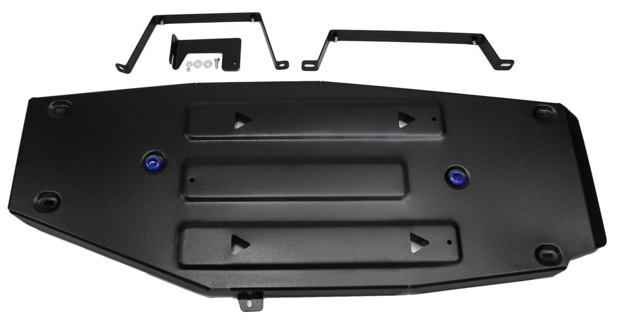 Защита картера и КПП Rival Lexus NX 200Toyota RAV4 CA40 2012-2019, с крепежом, 111.5779.1