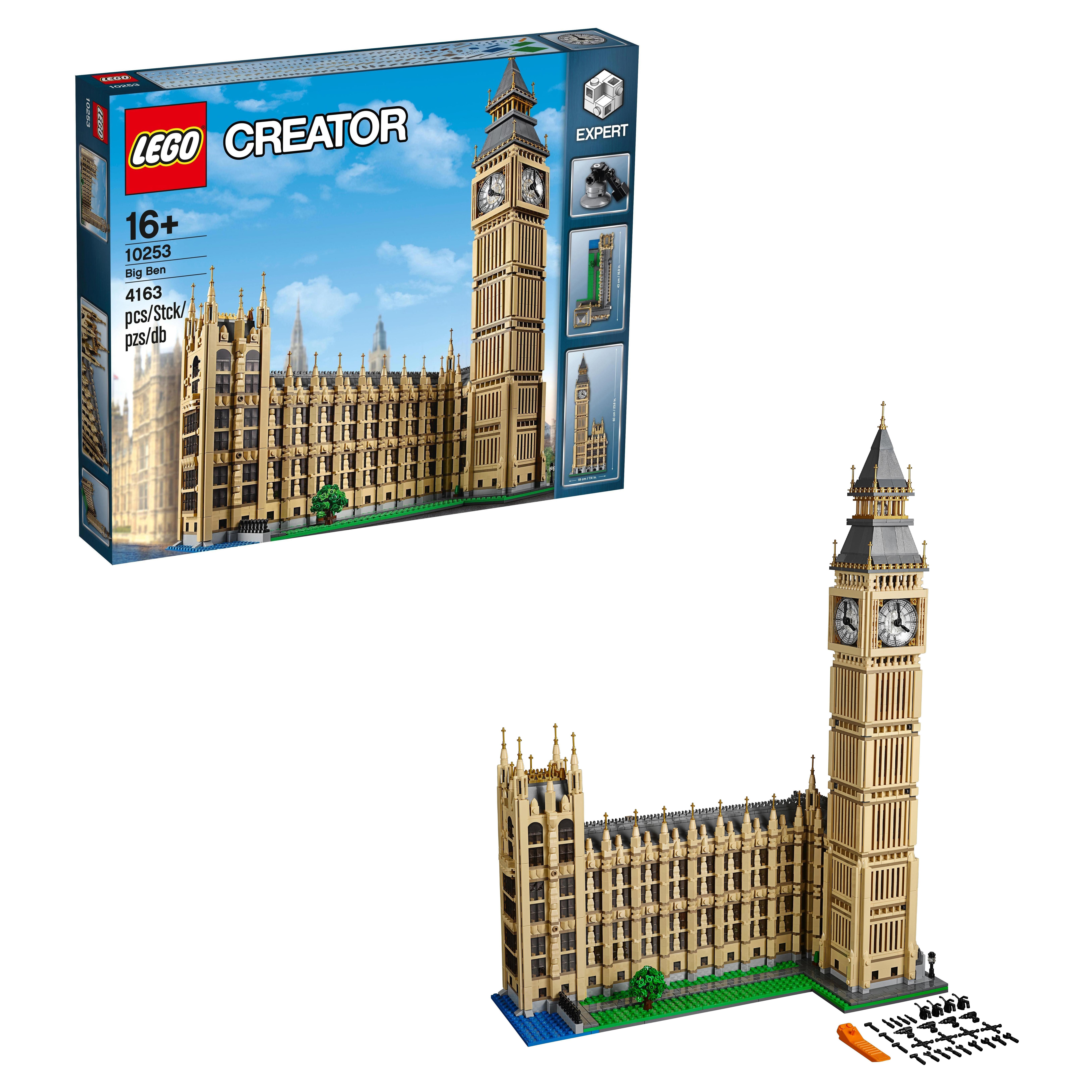 Конструктор LEGO Creator Expert Биг-Бен (10253) Конструктор LEGO Creator Expert Биг-Бен (10253)