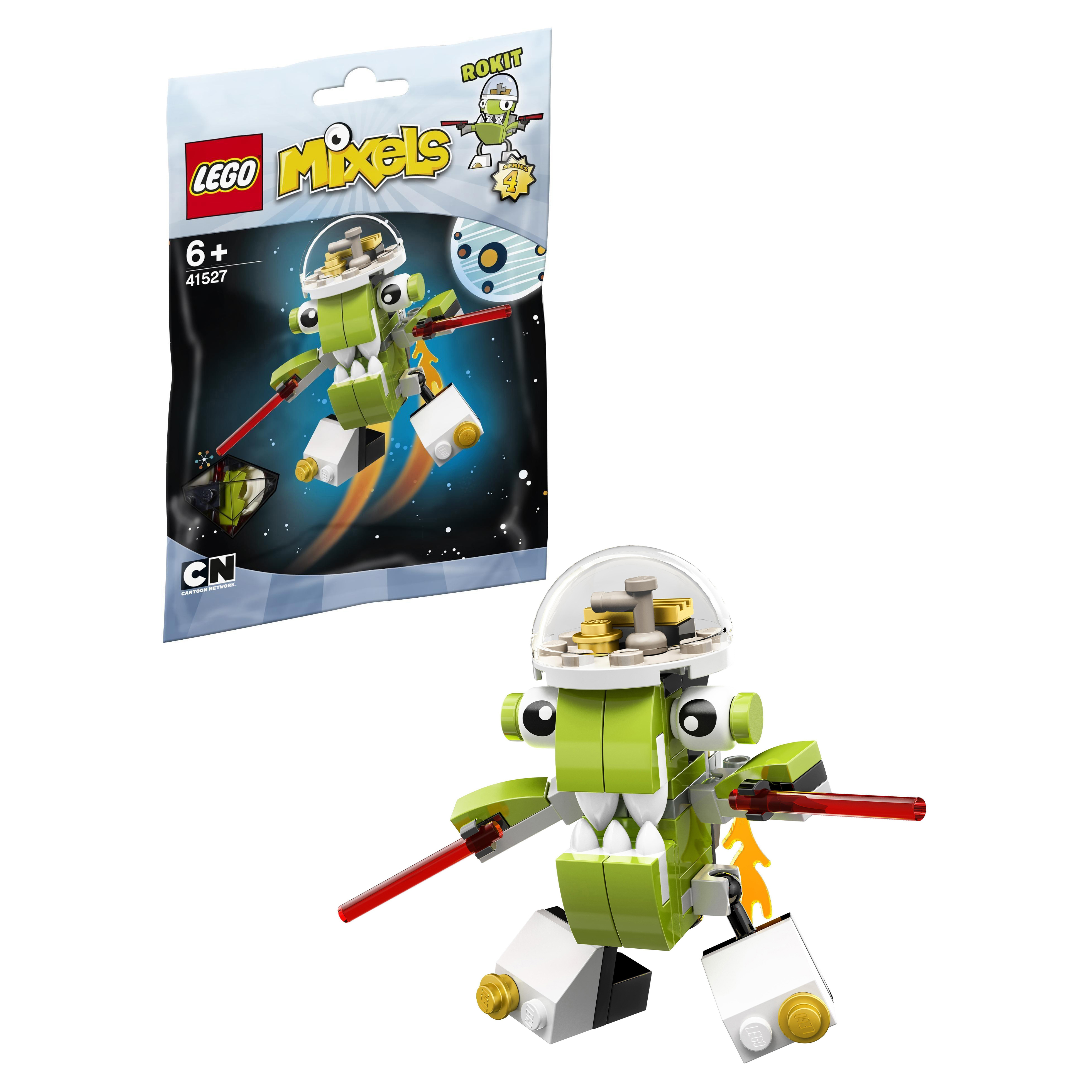 Конструктор LEGO Mixels Рокит (41527)