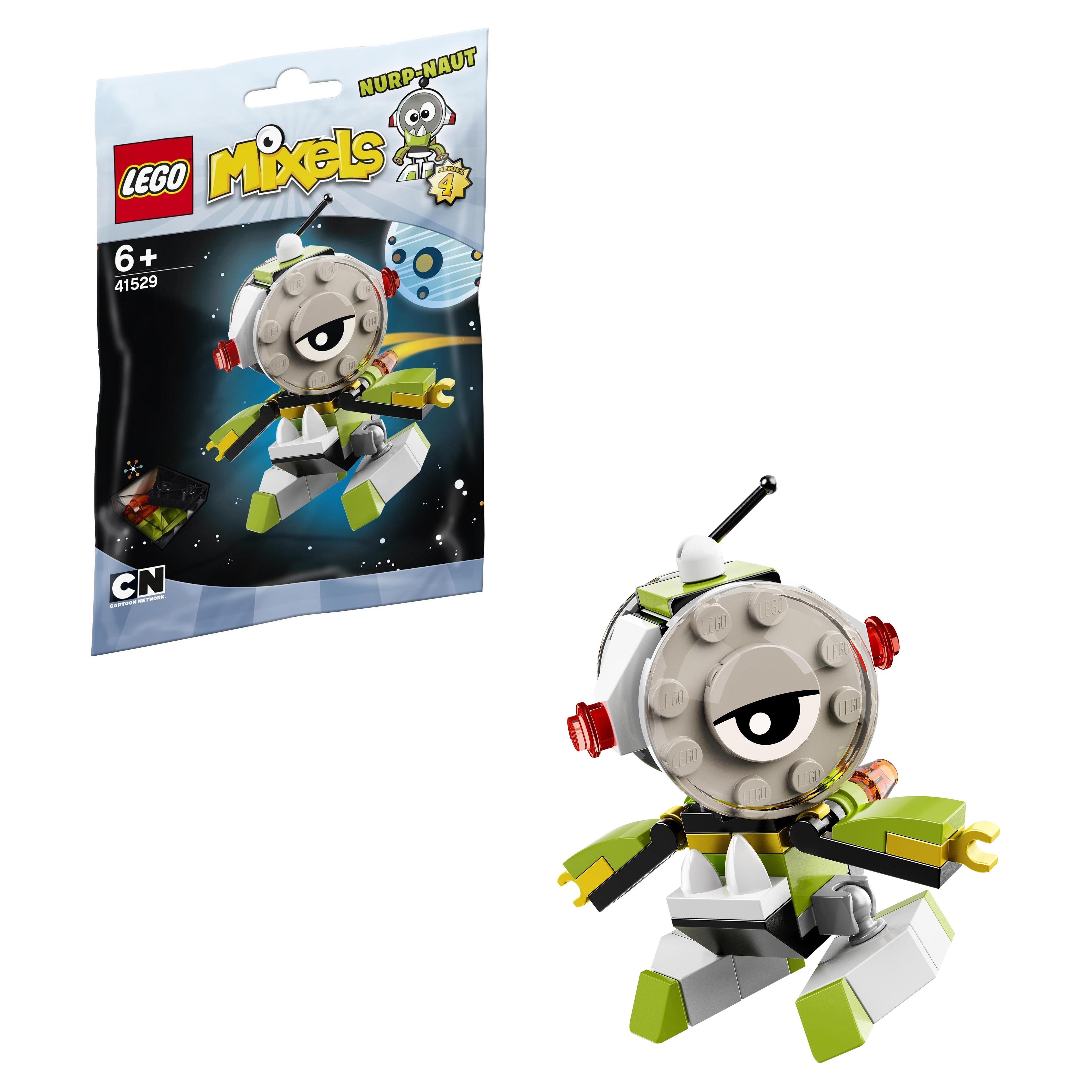 Конструктор LEGO Mixels Нурп Нот (41529)