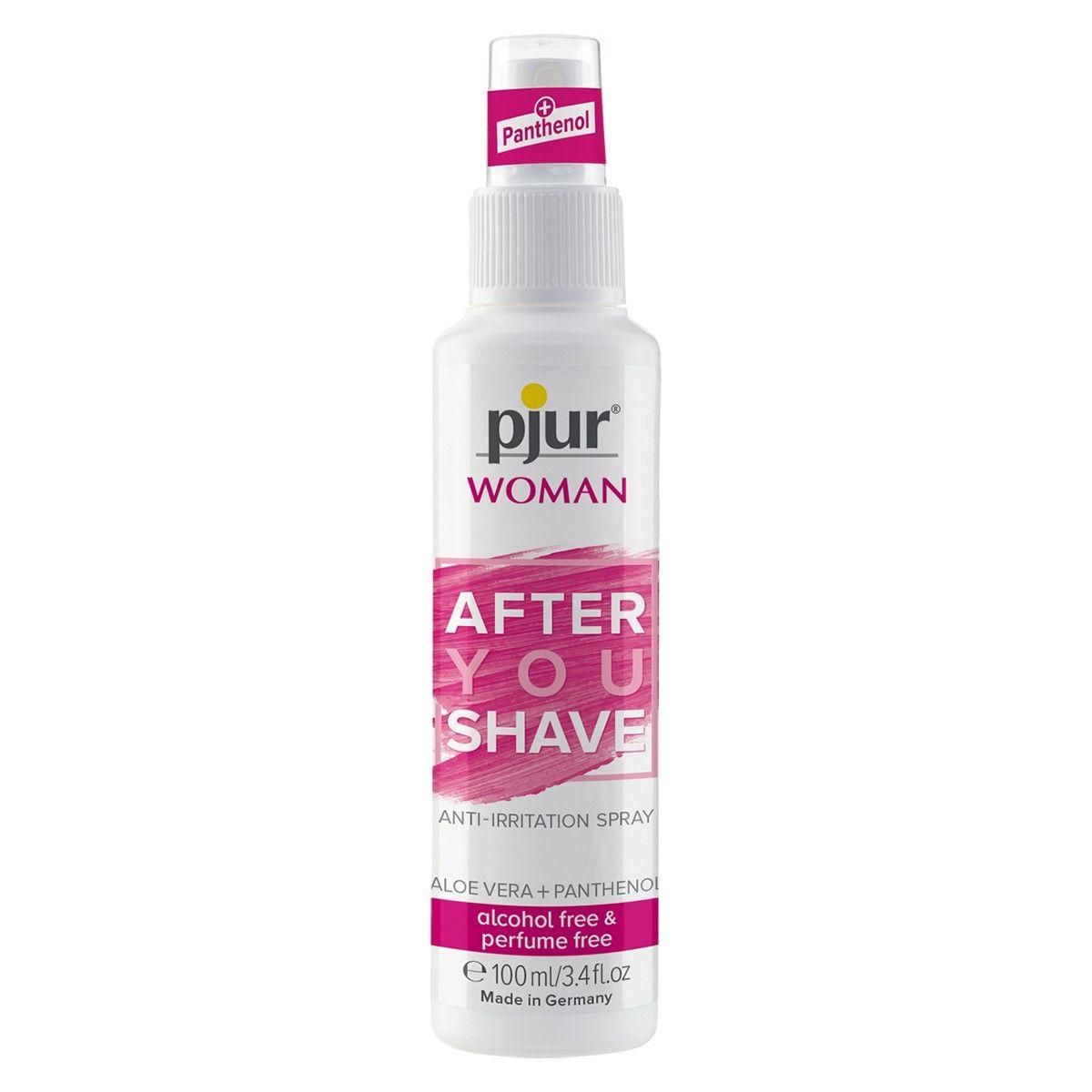 Спрей после бритья pjur WOMAN After