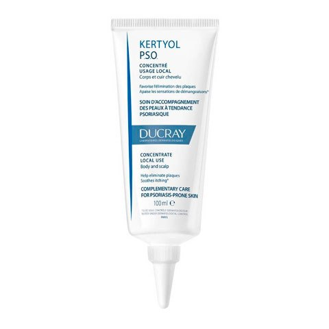 Крем Ducray Kertyol PSO уменьшающий шелушение кожи 100 мл
