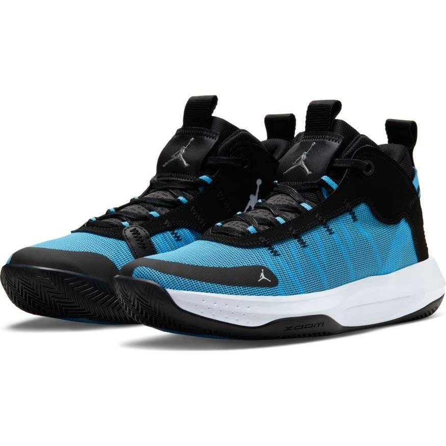 Кроссовки Nike Jordan Jumpman 2020, university blue, 11 US фото