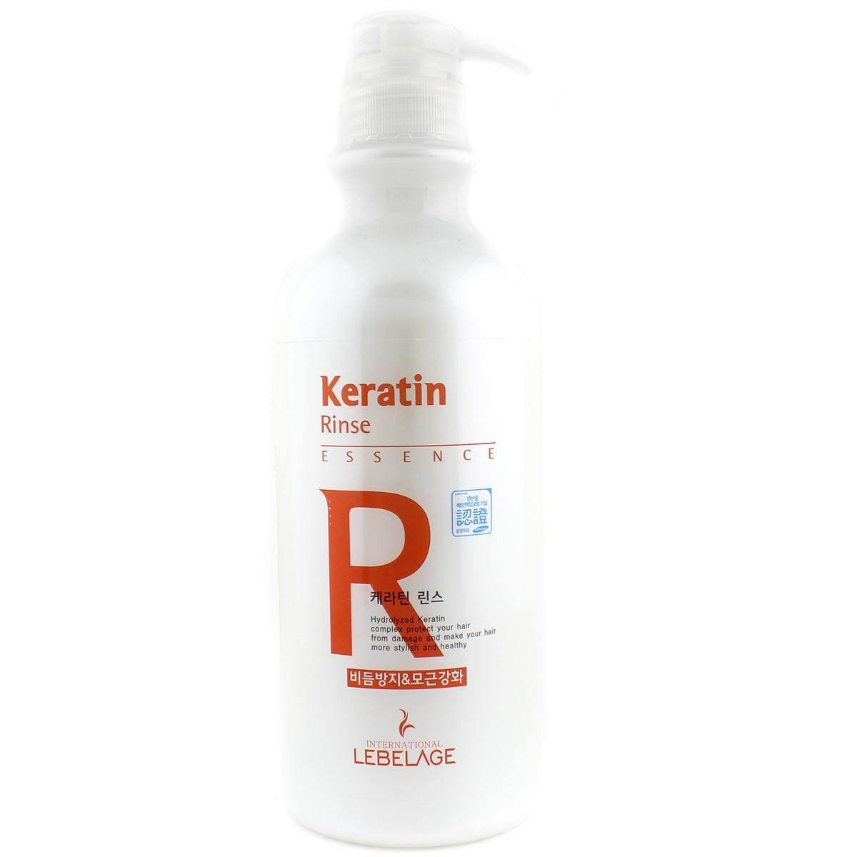 Кондиционер для волос Lebelage Keratin Rinse