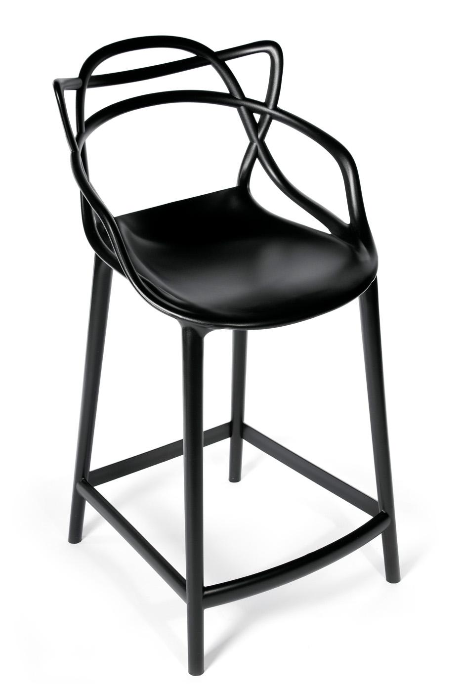 Стул барный Bradex Home Masters чёрный /FR 0226
