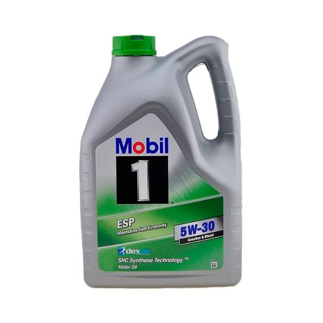Масло моторное Mobil 1 ESP X3 0W40 синтетическое 4 л 154149