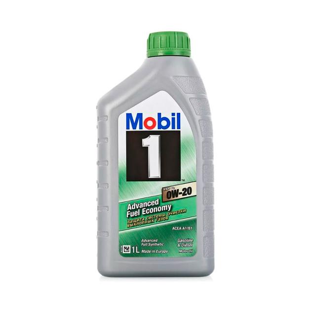 Масло моторное Mobil 1 ESP 0W30 синтетическое 1 л 153753