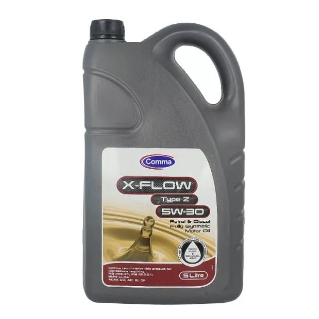 Моторное масло!/ ACEA C3, API SL/CF, MB 229.31, MB 229.51, BMW LL-04 COMMA  XFZ5L