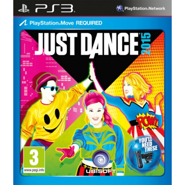 Игра Just dance 2015 для PlayStation 3 Sony