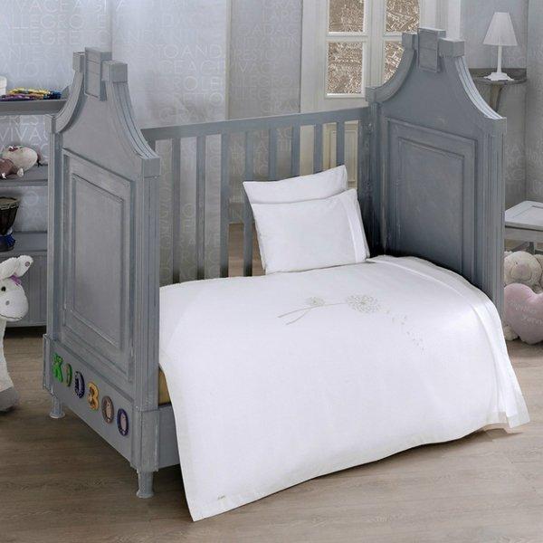 Купить Комплект постельного белья Kidboo Spring Saten цвет: стандарт, 4 предмета, арт. KIDB,