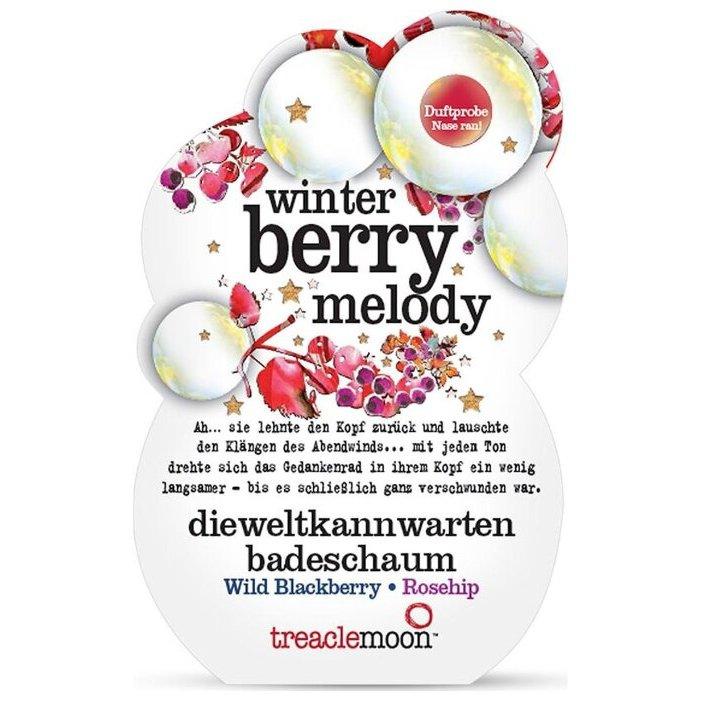 Купить Пена для ванны Treaclemoon, Winter Berry Melody, 80 г