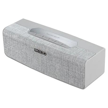 Беспроводная акустика SODO L2 Life Grey