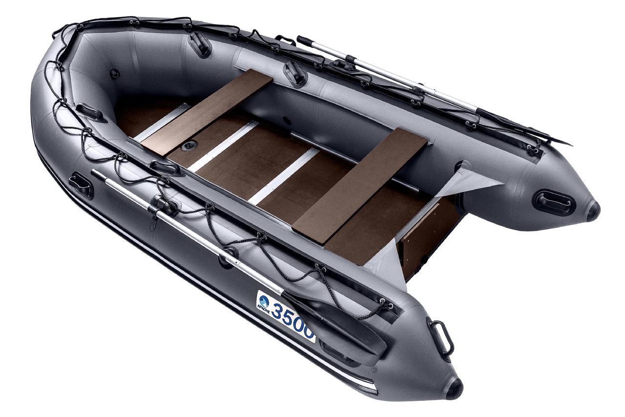 Лодка надувная Apache 3500 СК 3,5 x 1,7 м