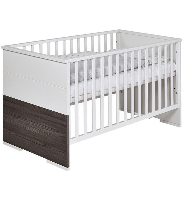 Детская кровать трансформер Maxx Fleetwood цвет: белый,