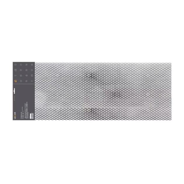 Универсальная защитная сетка радиатора LECAR 1000х250мм. R10