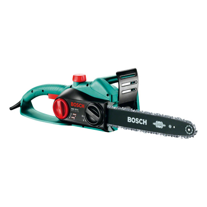 Электрическая цепная пила Bosch AKE 35