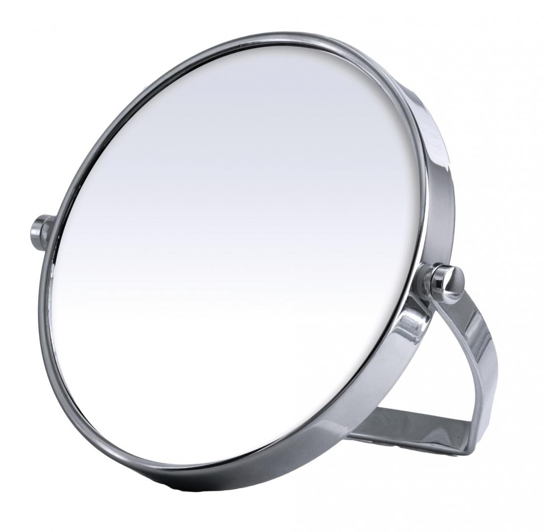 Зеркало косметич. для путешествий Vanellope 1х/2х-увелич. хром по цене 1 018