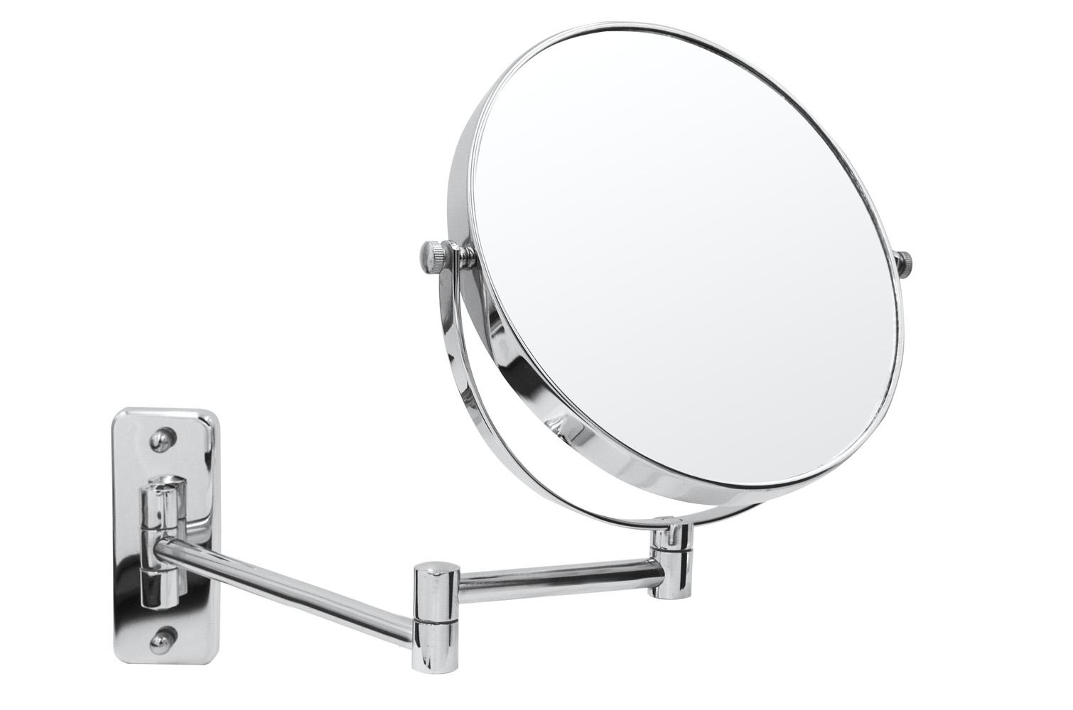 Зеркало косметич. подвесное Belle 1х/5х-увелич. хром по цене 4 935