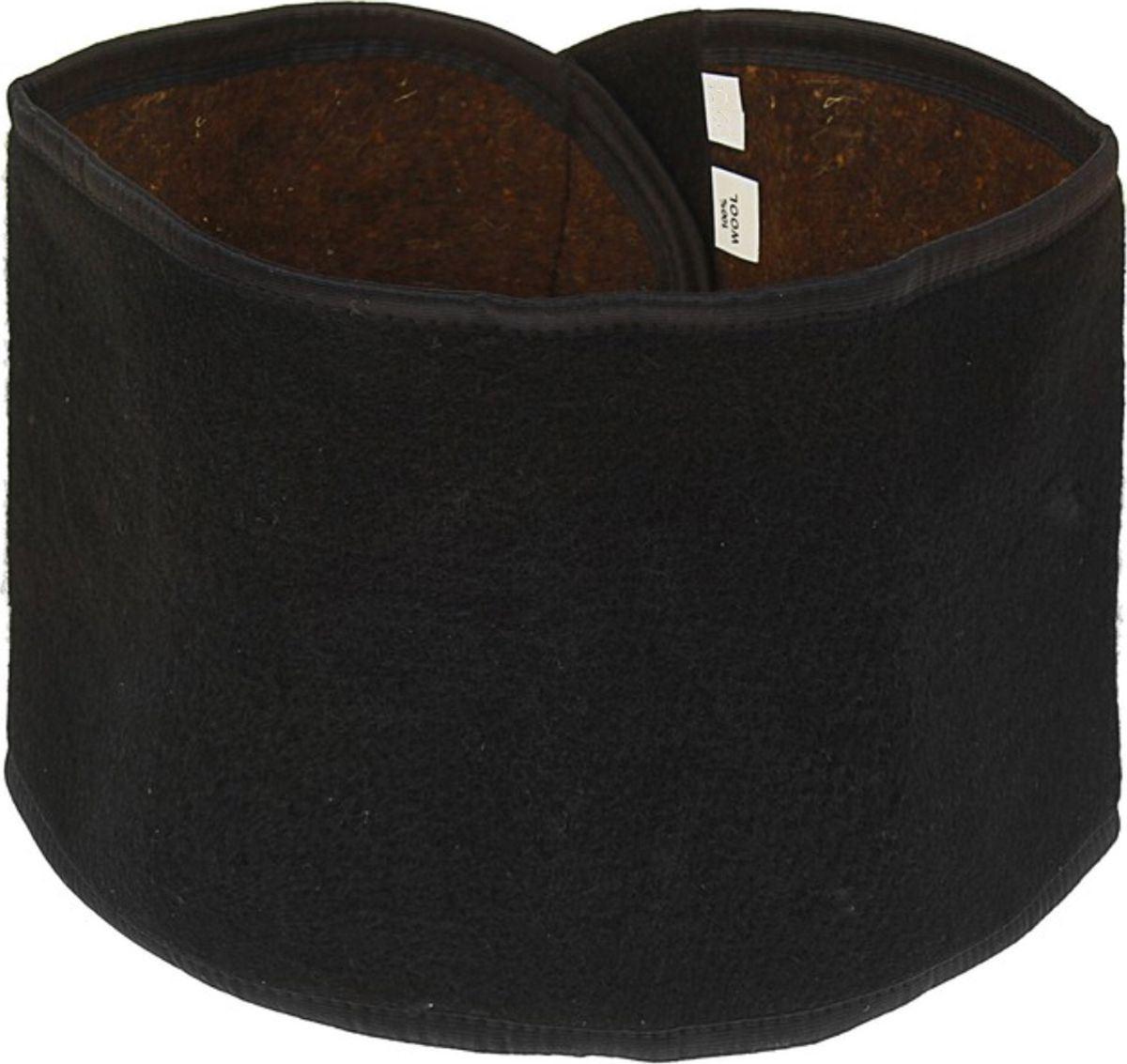 Купить Пояс из собачьей шерсти круг 52-56, Пояс из собачьей шерсти круг Azovmed 52-56