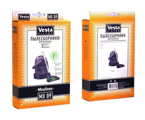 Пылесборник для пылесоса Vesta filter MX09