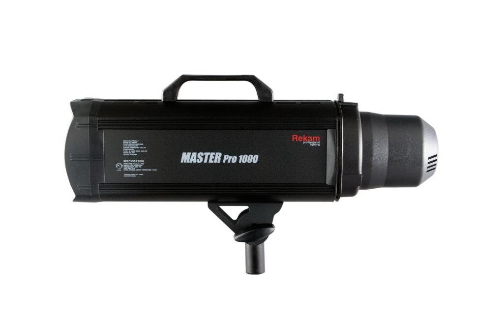 Импульсный осветитель с цифровым управлением MASTER