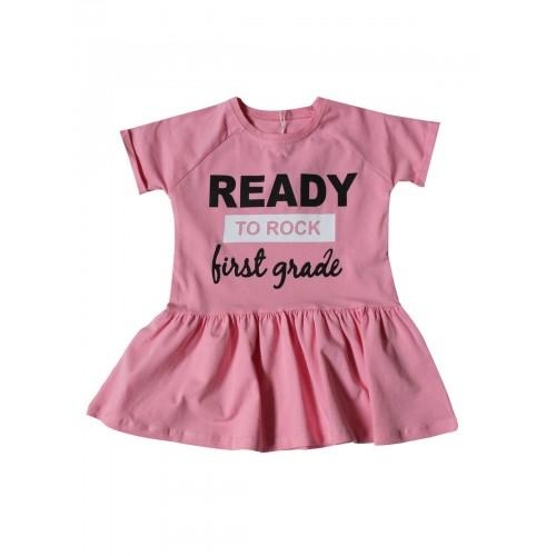 Купить Платье для девочек, PERI MASALI, цвет Розовый, р-р128-134, Платья для девочек