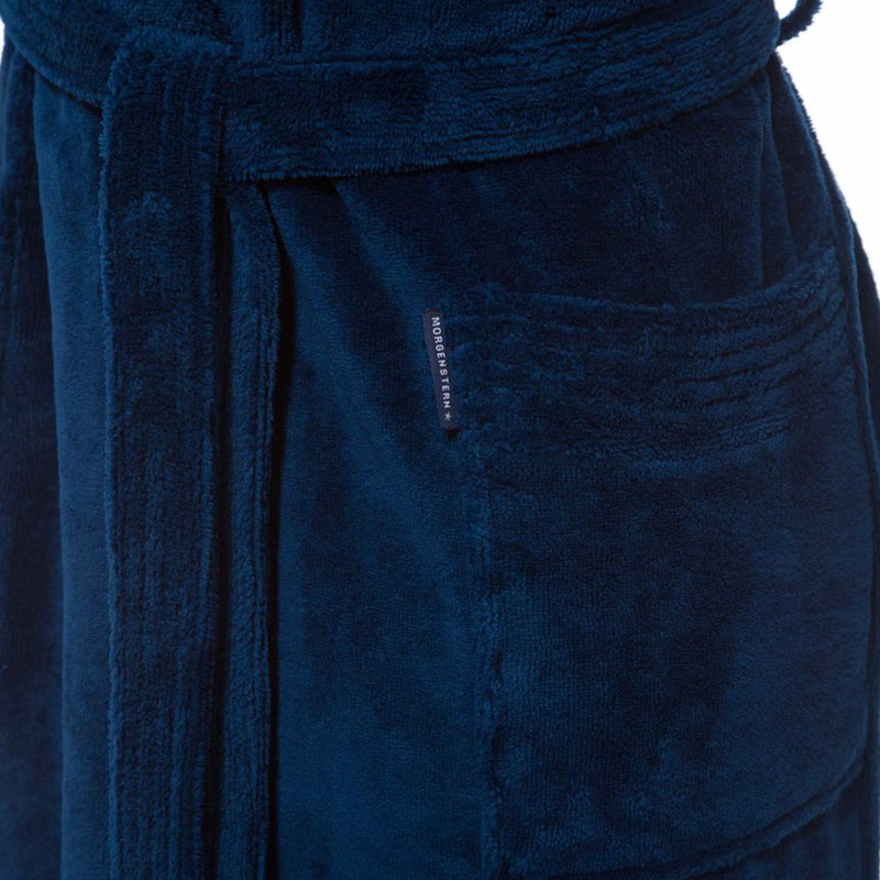 Халат мужской Morgenstern Marc размер XL, цвет синий