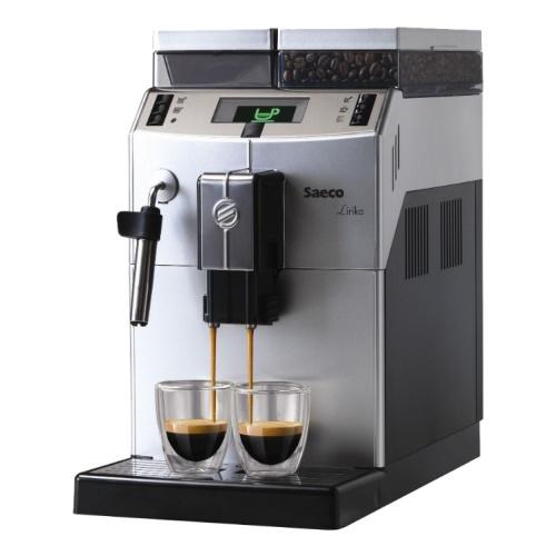 Кофемашина автоматическая SAECO Lirika Plus Silver