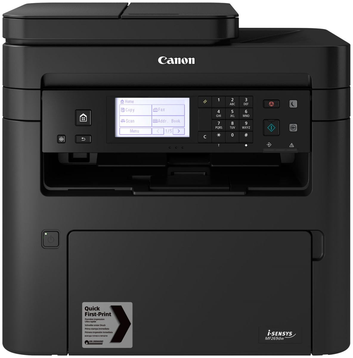 Лазерное МФУ Canon iSENSYS MF269dw i-SENSYS MF269dw