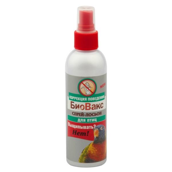 Спрей для птиц против пероедов, пухоедов БиоВакс