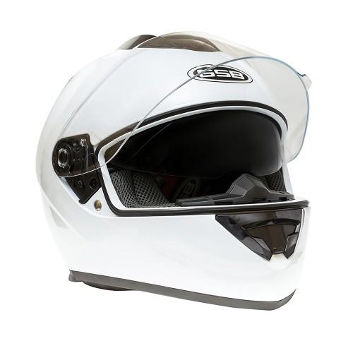 Шлем GSB G 350 WHITE GLOSSY, размер