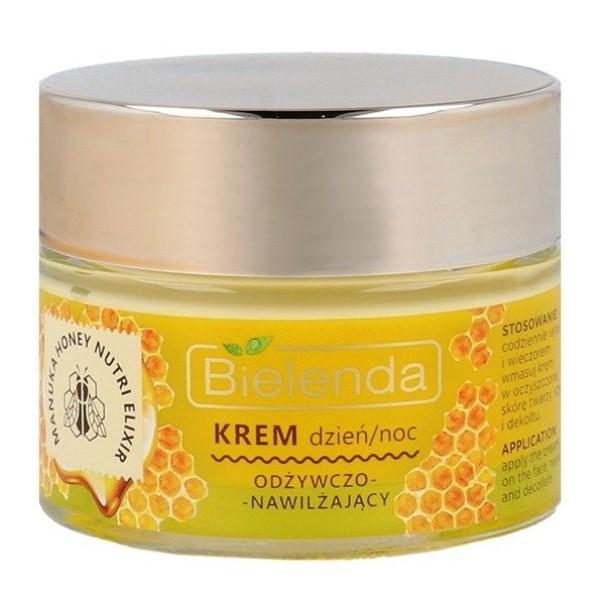 Купить Крем для лица Bielenda Manuka Honey, 50 мл