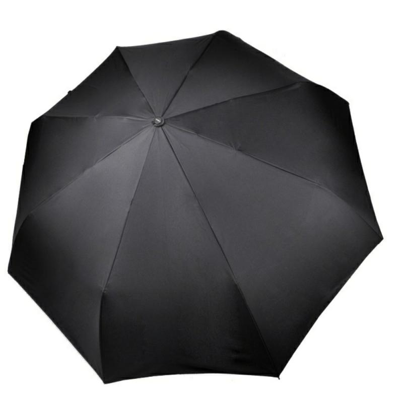 Зонт складной мужской автоматический Три Слона 705-0112 черный