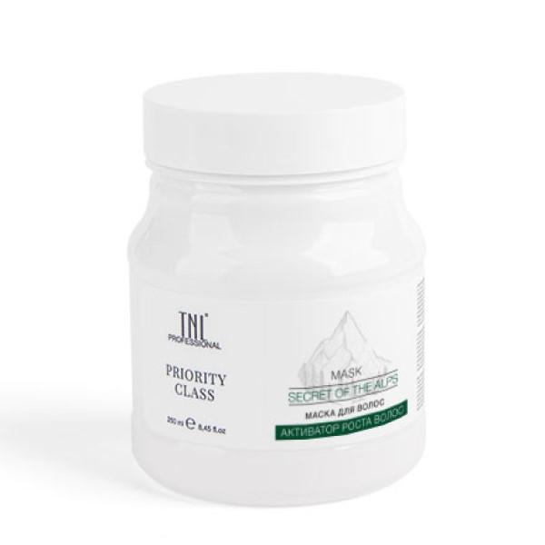 Купить Маска для волос TNL, Priority Class Secret of the Alps, 250 мл, TNL Professional