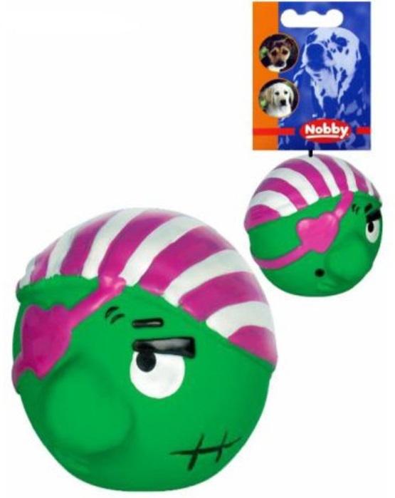 Развивающая игрушка для собак Nobby Пират, разноцветный,
