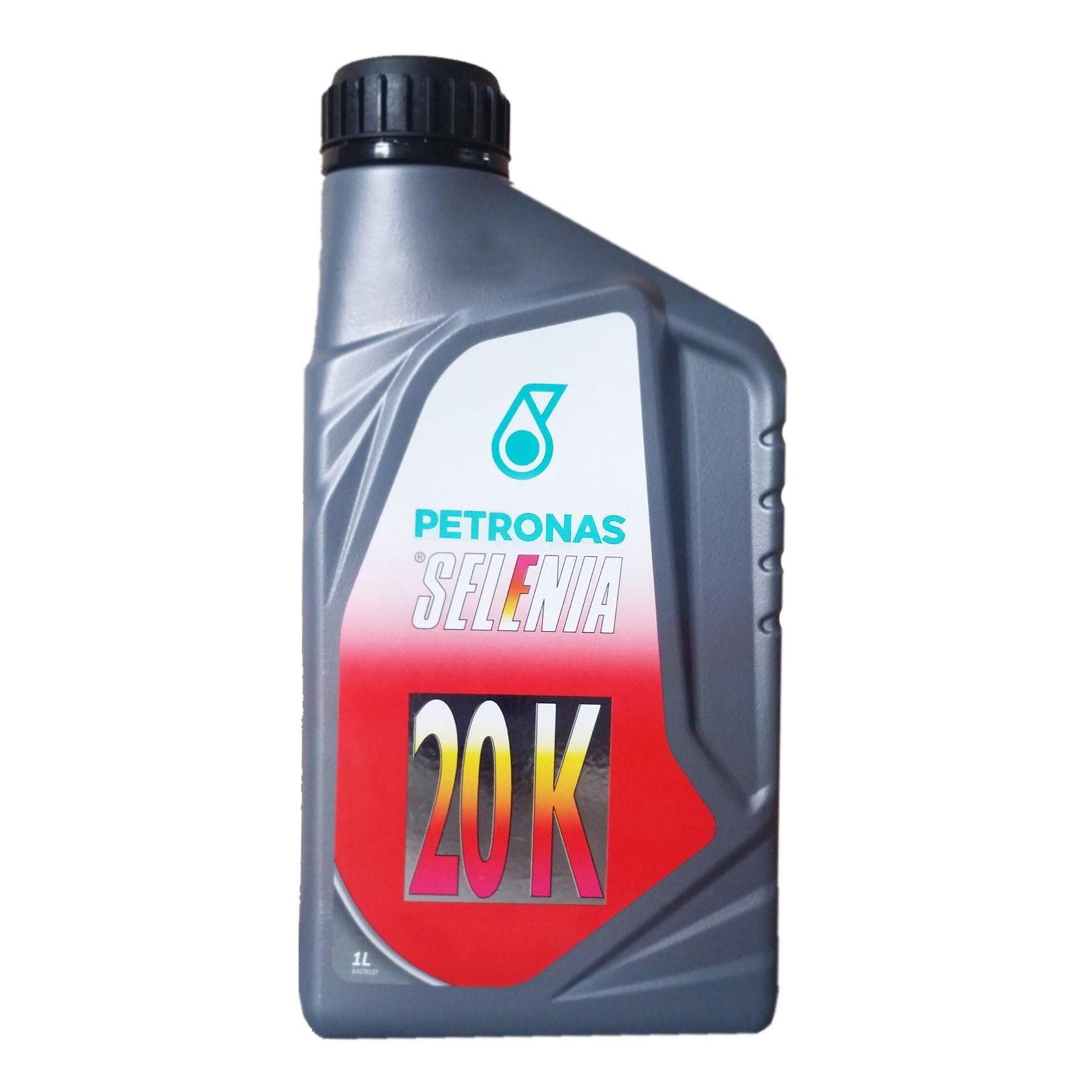 Моторное масло Selenia 20 К SAE 10W-40 1л 10721619