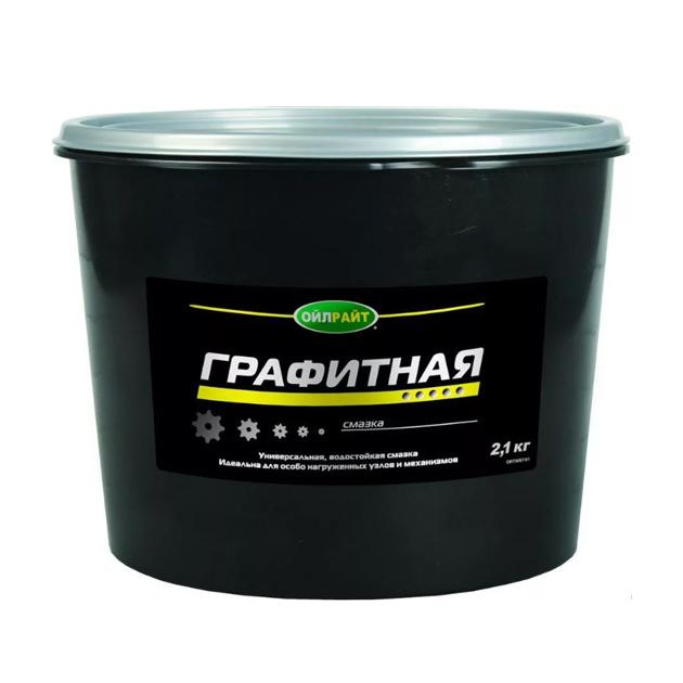 Смазка OILRIGHT Графитная многоцелевая 2,1 кг