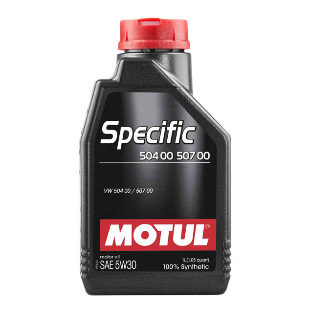 Моторное масло Motul Specific SAE 5W-30 1л 106374
