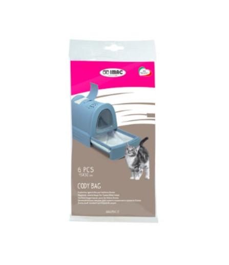 Пакеты для кошачьих лотков IMAC Cody