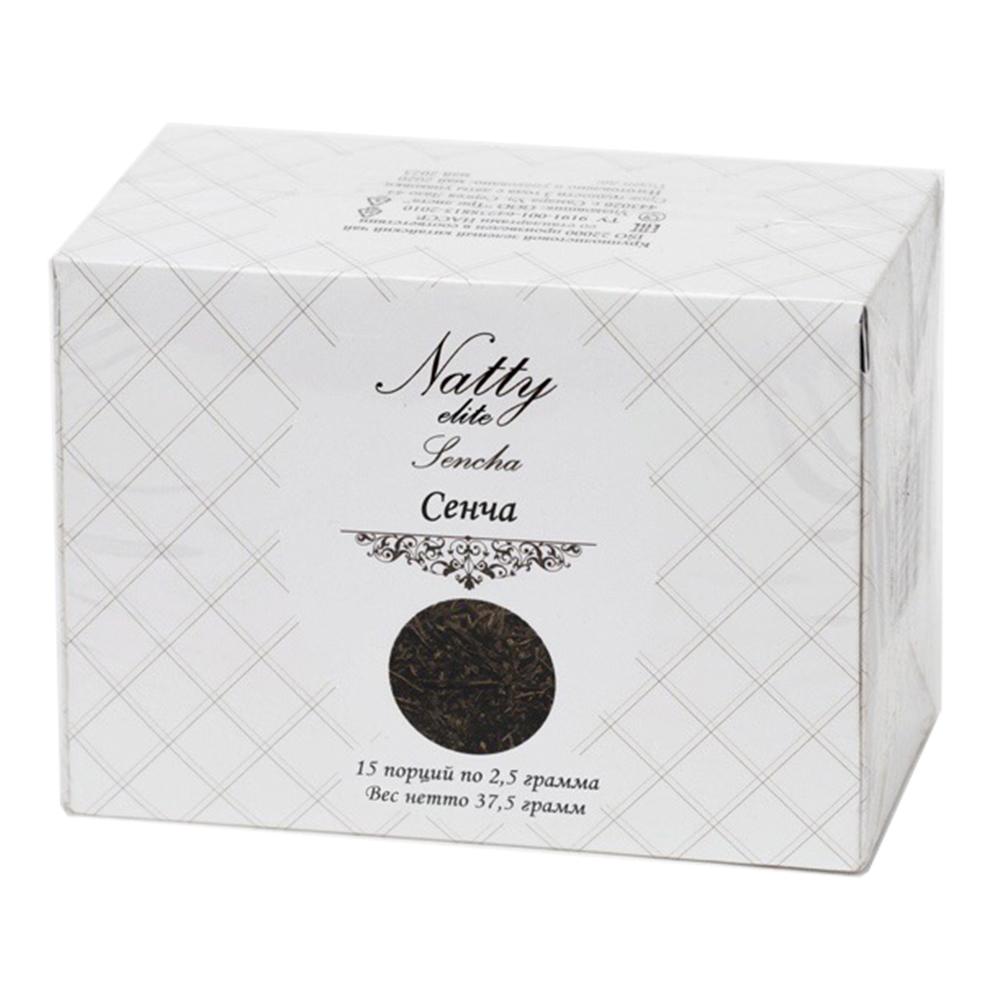Чай Natty Сенча (non-touch) 15*2,5 гр фото